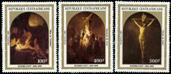 Centralafrika - YT 564-66 - Postfrisk