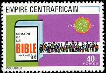 Centralafrika - YT 312 - Postfrisk