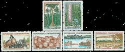 Centralafrika - YT 248-53 - Postfrisk