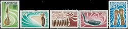 Centralafrika - YT 122-26 - Postfrisk