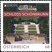 Østrig - Europa 2017 - Postfrisk frimærke