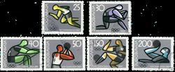 Jugoslavien - AFA 1065-70 stemplet