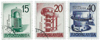 Yugoslavia - AFA 915-17 cancelled