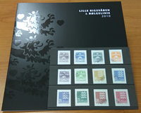 Denmark - Year pack definitives 2011 cancelled