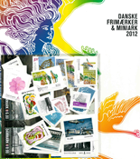 Denmark - Cancelled year pack 2012