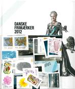 Denmark - Cancelled year book 2012