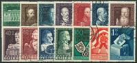 Austria - 1948-50