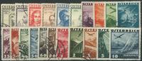 Austria - 1934-35