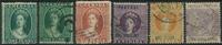 Grenada samling 1861-1937