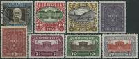 Austria - Collection 1907-26