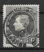Belgien 1929 - AFA 268 - stemplet