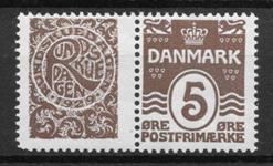 Danmark 1927 - Rekl. 29 - postfrisk
