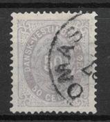 D.V.I. 1879 - AFA 13 - stemplet