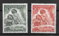 Berlin 1951 - AFA 80-81 - postfrisk