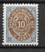 D. V. I. 1901 - AFA 11B - postfrisk