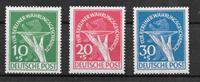 Berlin 1949 - AFA 68 - 70 - ustemplet