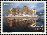 Åland - Europa Kastelholm - Postfrisk frimærke