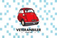 Denmark - Old cars - Mint booklet