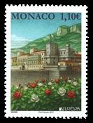 Monaco - Europa 2017 - Postfrisk frimærke