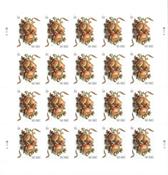 United States - Corsage - Mint sheetlet