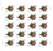 United States - Bottonhole bouquet - Mint sheetlet