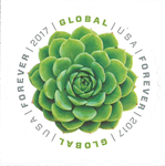 USA - Sukkulent - Postfrisk frimærke