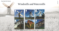 Great Britain - Wind-and Watermills - Pres.pack