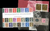 Gran Bretagna 2017 - 50° anniv. Definitiva Machin - libretto prestigio nuovo