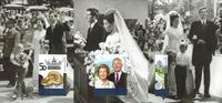 Liechtenstein - Golden Wedding anniversary - Maxi Cards