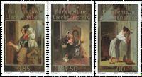 Liechtenstein - Princely Treasures - Mint set 3v
