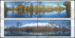 Liechtenstein - Gampriner Seelein - Postfrisk sæt 4v