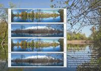 Liechtenstein - Gampriner Seelein, nature - Mint sheetlet