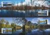 Liechtenstein - Gampriner Seelein - Flot sæt maxikort