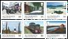 Alderney - Billeder fra Alderney - Postfrisk sæt 6v