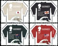 Guernsey - Sweaters - Postfrisk sæt 4v