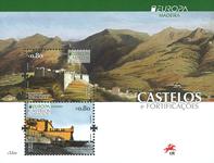 Madeira - Europa 2017 - Postfrisk miniark
