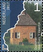 Netherlands - Beautiful Netherlands, Dommel - Mint stamp
