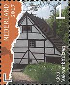 Holland - Vort smukke land Geulle - Postfrisk frimærke