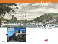 Portugal - Europa 2017 - Mint souvenir sheet