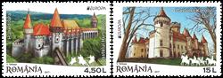 Rumænien - Europa 2017 - Postfrisk sæt 2v