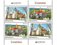 Rumænien - Europa 2017 - Postfrisk miniark