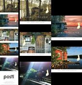 Finland - Sauna - Mint booklet