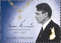 Suomi - Mauno Koivisto - Postituoreena