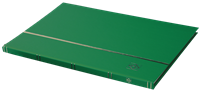 Indstiksbog - Grøn - str. A4 - 16 hvide sider - kunstlæder indbinding