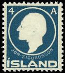 Island - 1911 Postfrisk