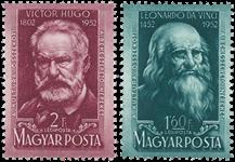 Ungarn AFA 1225-26 - Postfrisk