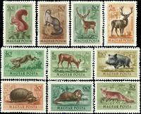 Ungarn AFA 1257-66 - Postfrisk