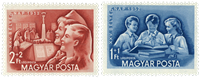 Hungary - AFA no. 1246-47 - Mint