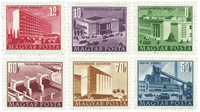 Hungary - AFA no. 1227-32*