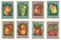 Hungary - AFA no. 1362-69 - Mint